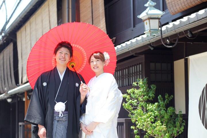 京都ロケーション前撮