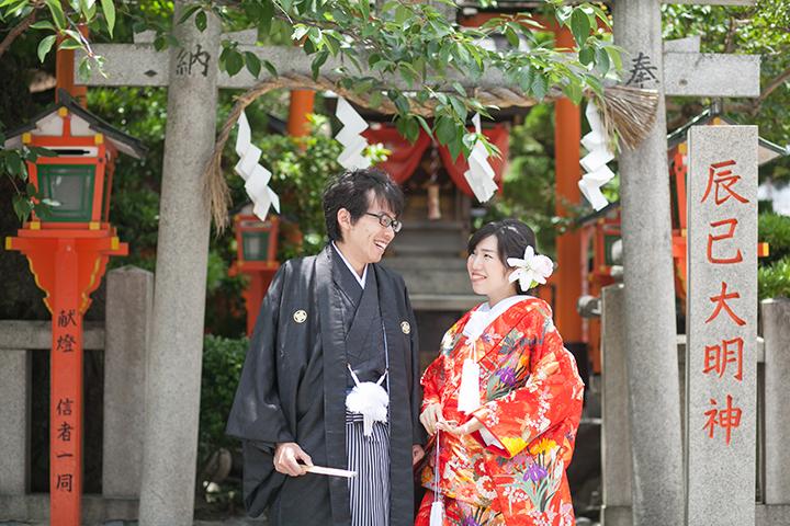 6月 前撮り 祇園