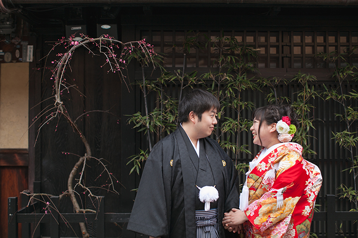 3月 京都 前撮り