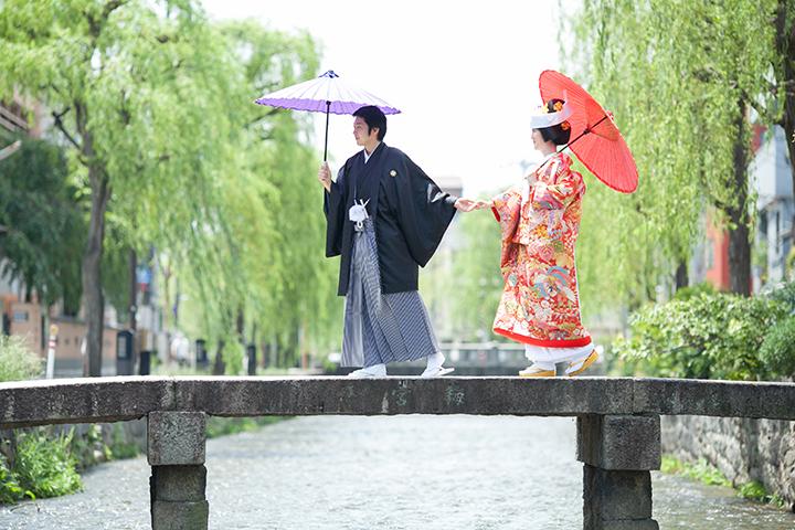 夏 前撮り 京都