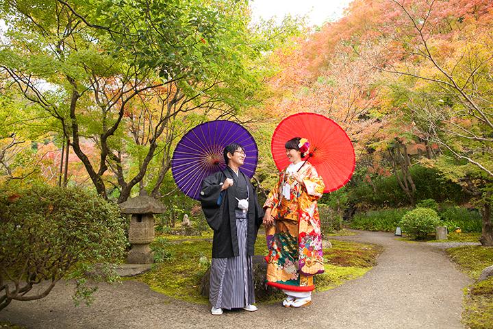11月 京都 前撮り