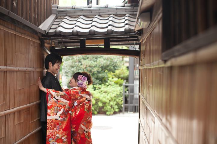 京都 前撮り 10月