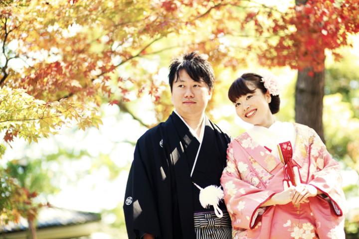 私服撮影 京都前撮り
