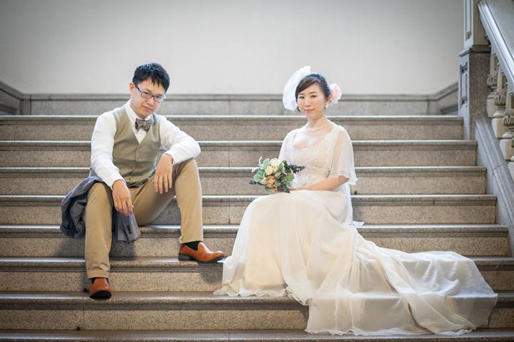 京都 前撮り ヴィンテージドレス
