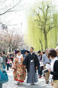 京都 前撮り 春