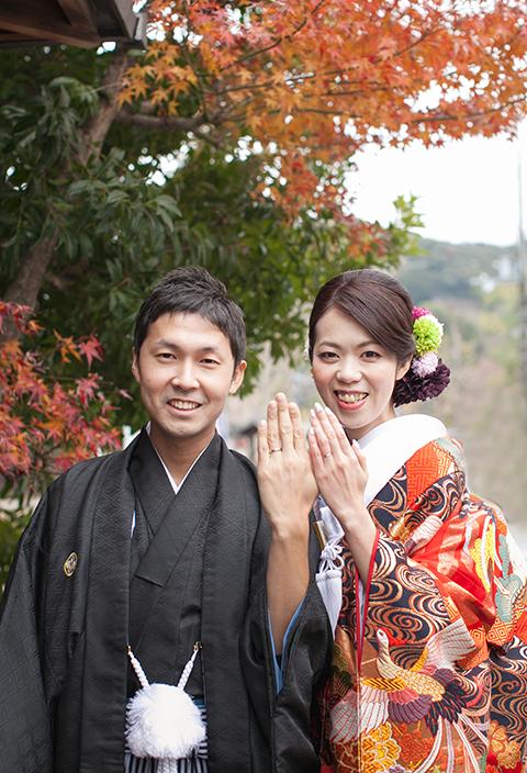 年末 京都 前撮り