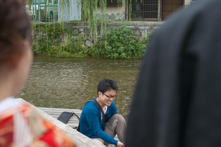 京都 白川 前撮り