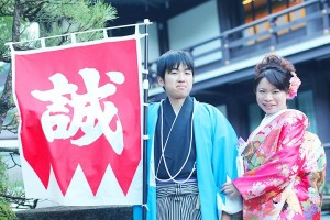 京都 和装 前撮り