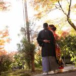 京都 紅葉 前撮り