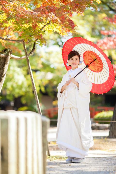 10月 前撮り 今宮神社