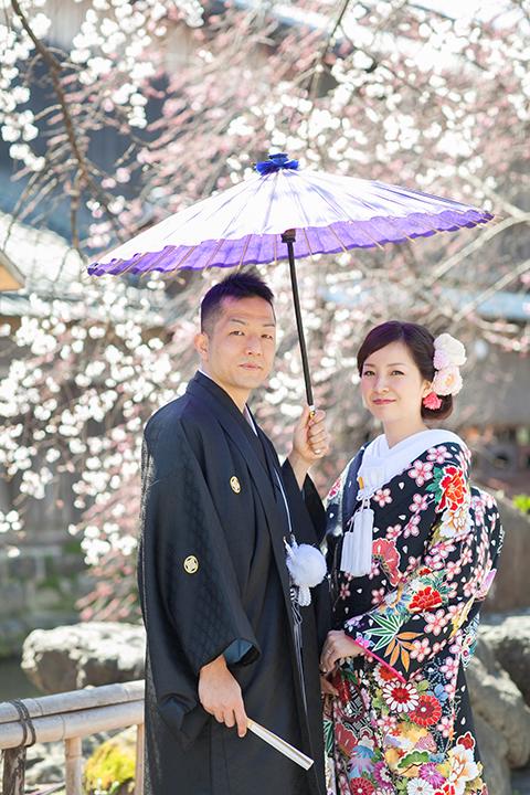 2015 桜 前撮り