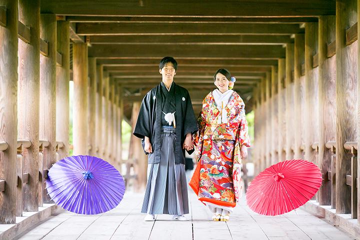 東福寺 前撮り