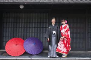 祇園 前撮り