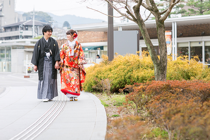 京都大学 前撮り