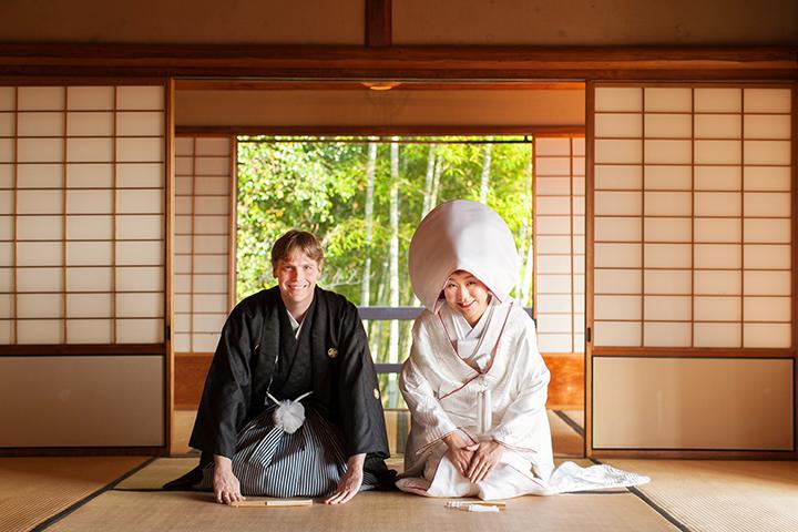 京都 前撮り 国際結婚