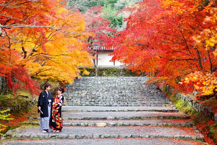 京都 お寺 前撮り