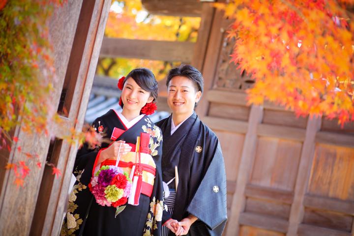 京都の和装前撮り「花嫁和婚」|ウェディングフォ …