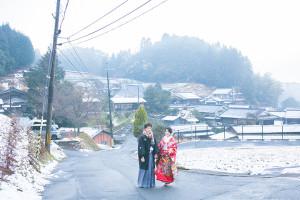 正寿院 雪
