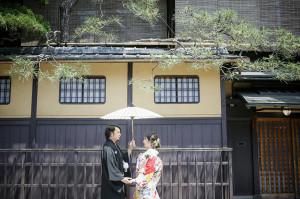 和装の持込みで京都前撮り