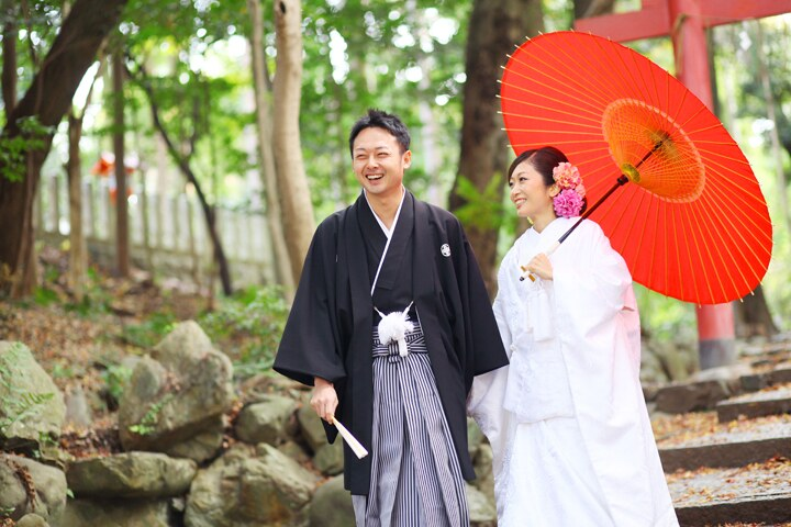 吉田神社 前撮り