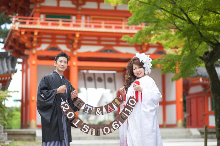 夏 前撮り 今宮神社